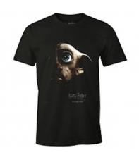 Camiseta Harry Potter Dobby en la Oscuridad, Hombre
