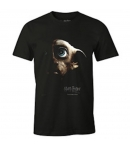 T-shirt Harry Potter Dobby in the Dark, Man