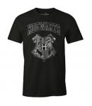 Camiseta Harry Potter Howgarts Escudo, Hombre