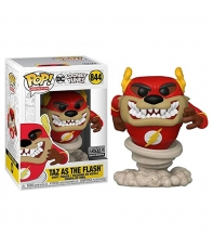 Pop! Animation Taz as the Flash 844 Dc Looney Tunes 80 Years of Bugs Bunny