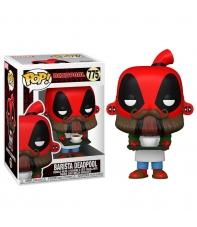 Pop! Barista Deadpool 775 Marvel Deadpool Nerdy 30 Years