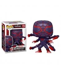 Pop! Miles Morales (Programmable Matter Suit) 773 Marvel Spider-man Miles Morales Gamerverse
