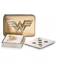 Baraja Cartas Poker Dc WW84 Wonder Woman