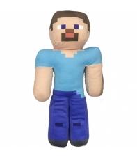 Peluche Minecraft Steve 35 cm