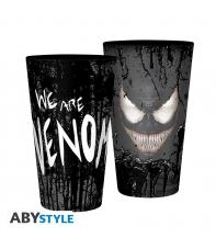 Large Glass Marvel We are Venom 400 ml