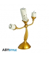 Lamp The Beauty and the Beast, Lumière 24 cm