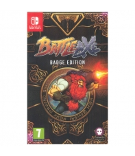 Battle Axe Badge Edition
