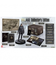 Resident Evil VIII Village Collector's Edition
