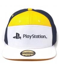 Gorra Playstation Logo Tricolor