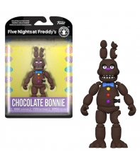 Figura Articulada Five Nights at Freddy's Special Delivery, Chocolate Bonnie 14 cm