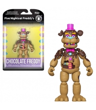 Articulated Figure Five Nights at Freddy's Special Delivery, Chocolate Freddy 14 cm