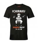 Camiseta Naruto Ichiraku Ramen Shop, Hombre