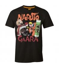 T-shirt Naruto Vs Gara, Man