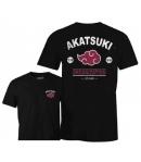 T-shirt Naruto Akatsuki Organization, Man