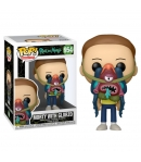 Pop! Animation Morty with Glorzo 954 Rick and Morty