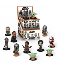 Figura Sorpresa Star Wars The Mandalorian Mystery Minis 6 cm