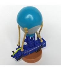 Figura Fortnite con Sello, Vinder Bus 7,5 cm