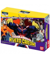 Juego de Cartas, My Hero Academia Card Game, Mh-03 All Might and All For One Set