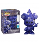 Pop! Art Series Sorcerer Mickey 14 Disney Fantasia
