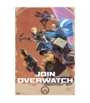 Poster Overwatch Join Overwatch, 91,5 x 61 cm