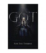 Poster Game of Thrones for the Throne, 91,5 x 61 cm