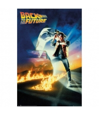 Poster Back to the Future, 91,5 x 61 cm