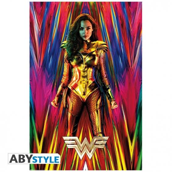 Poster Dc Wonder Woman 84, 91,5 x 61 cm