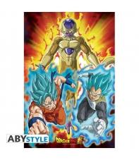 Poster Dragon Ball Super Golden Freezer, 91,5 cm x 61 cm