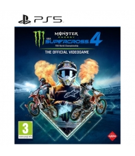 Monster Energy AMA Supercross 4 The Official Videogame