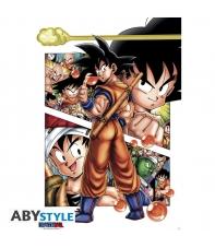 Poster Dragon Ball, Historia Son Goku, 91,5 x 61 cm
