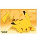 Poster Pokémon Pikachu Dormido, 91,5 x 61 cm