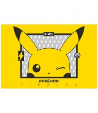 Poster Pokémon Pikachu Wink, 91,5 x 61 cm