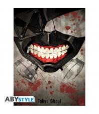 Poster Tokyo Ghoul Máscara, 52 x 38 cm
