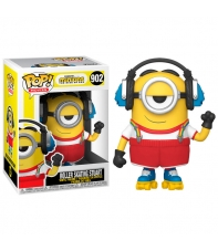 Pop! Movies Roller Skating Stuart 902 Minions The Rise of Gru