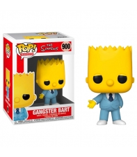 Pop! Television Gangster Bart 900 The Simpsons