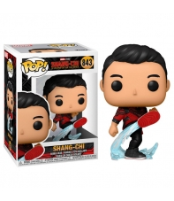 Pop! Shang-Chi 843 Marvel Studios Shang-Chi and the Legend of the Ten Rings