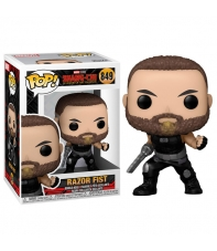 Pop! Razor Fist 849 Marvel Studios Shang-Chi and the Legend of the Ten Rings