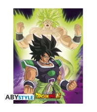 Poster Dragon Ball Super Broly, 52 x 38 cm