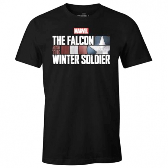 Camiseta Marvel Studios The Falcon and the Winter Soldier, Hombre