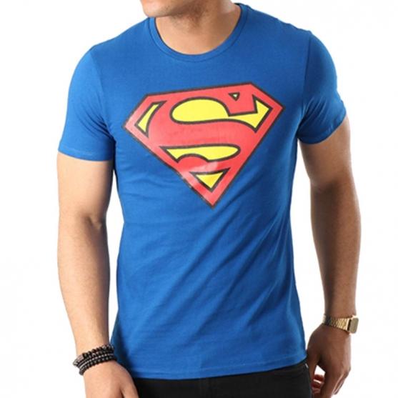 Camiseta Dc Superman Logo, Hombre
