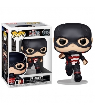 Pop! Us Agent 815 Marvel Studios The Falcon and the Winter Soldier