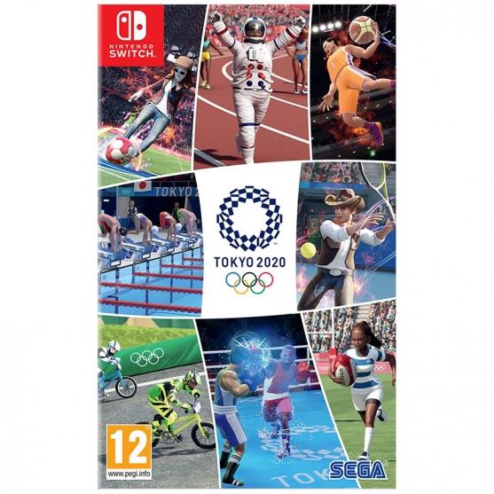 Juegos Olímpicos de Tokyo 2020 El Videojuego Oficial