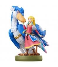 Amiibo The Legend of Zelda Skyword Sword HD, Zelda y Pelícaro