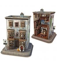 Puzzle 3d Harry Potter Ollivanders Wand Shop