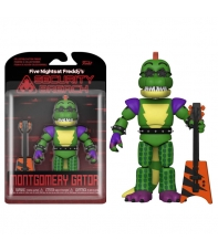 Articulated Figure Five Nights at Freddy's Security Breach, Montgomery Gator 14 cm
