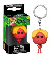 Llavero Pop! Kirkland Meeseeks, Rick and Morty