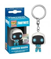 Llavero Pop! Frozen Raven, Fortnite
