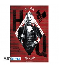 Poster Dc The Sucicide Squad, Harley Quinn 91 x 61 ,5 cm