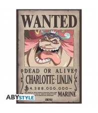 Poster One Piece Wanted Charlotte Linlin, 52 x 35 cm