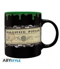 Taza Harry Potter Pojyjuice Potion 320 ml